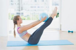 Comment se remettre en forme après la grossesse?