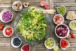 alimentation grossesse légumes