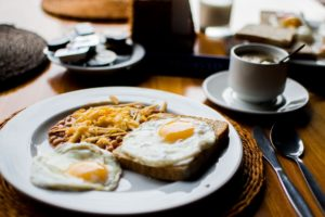 alimentation grossesse oeuf café