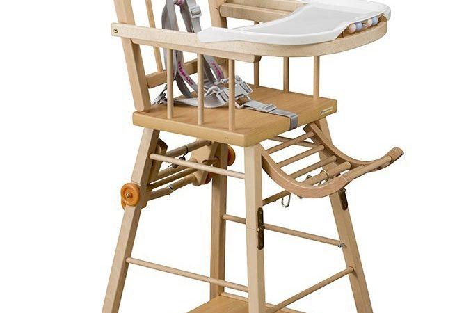 Chaise haute l 39 indispensable vers les 6 mois de b b mon - Chaise haute 4 mois ...
