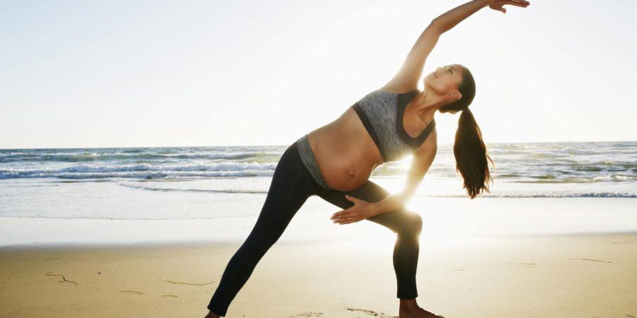 Le sport pendant la grossesse