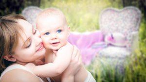 rendre un bébé heureux