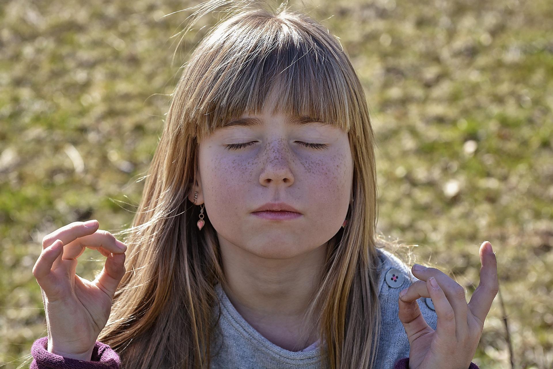 méditation dans le futur