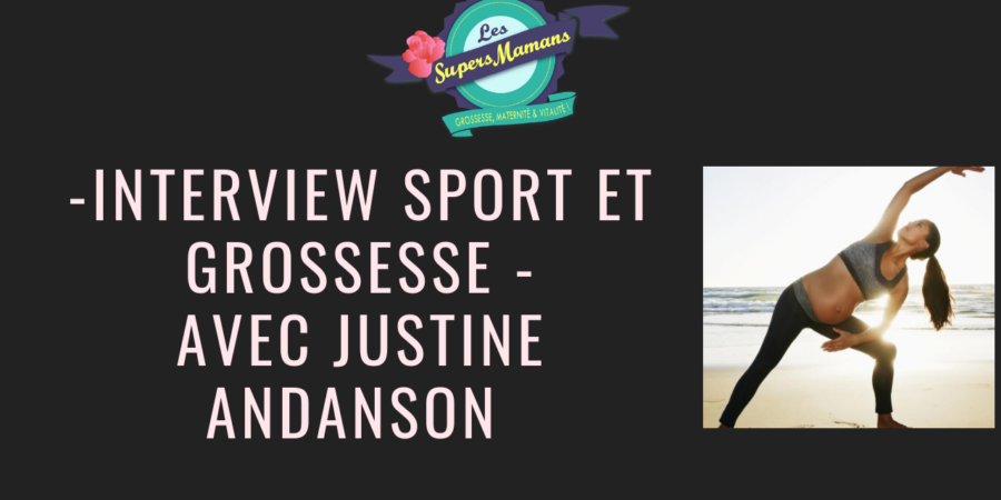interview fit mum de justine andanson