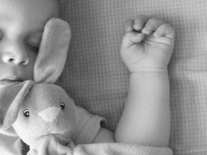 préparer l'arrivée de bébé sommeil