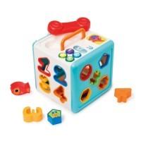 idées cadeaux de noël pour bébé cube